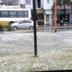Alerta del Servicio Meteorológico anuncia tormentas con probable caída de granizo en Punilla