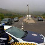 San Roque: Controlaron un auto y descubrieron que venían de un robo