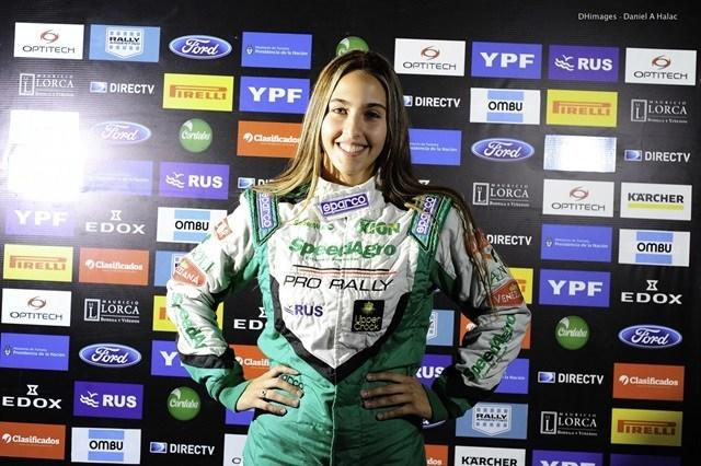 Virginia Klus, partícipe del #OctubreRosa