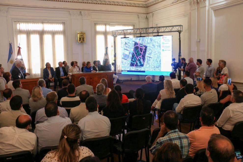 Crearán un nuevo polo recreativo y educativo en Río Cuarto