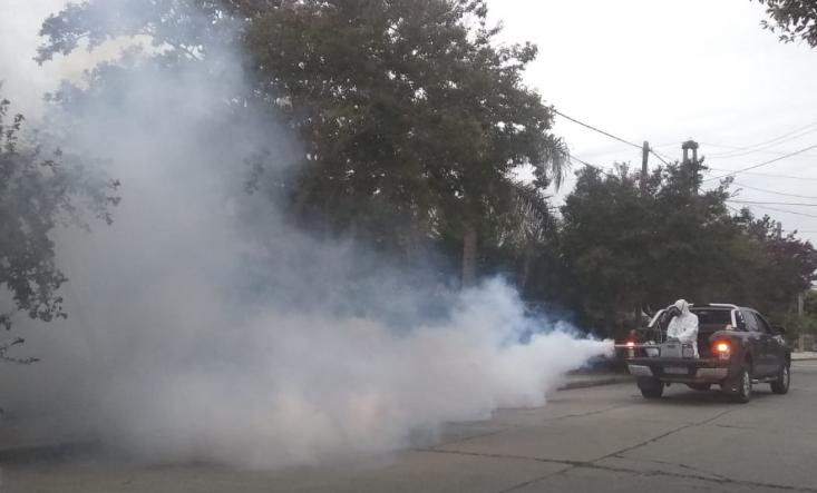 Confirmaron 1 caso de dengue en Carlos Paz