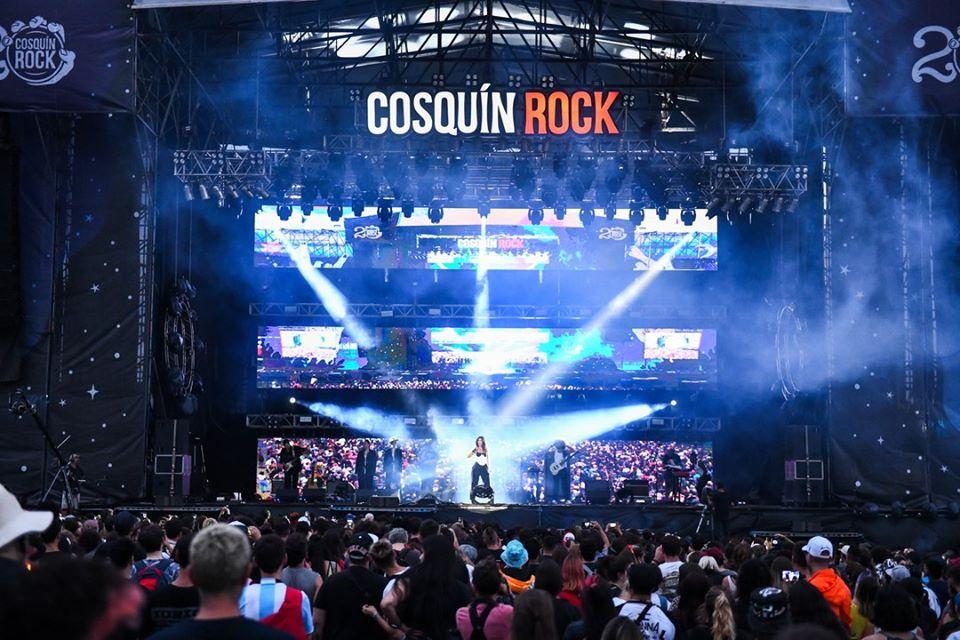 Confirmado: No habrá Cosquín Rock 2021