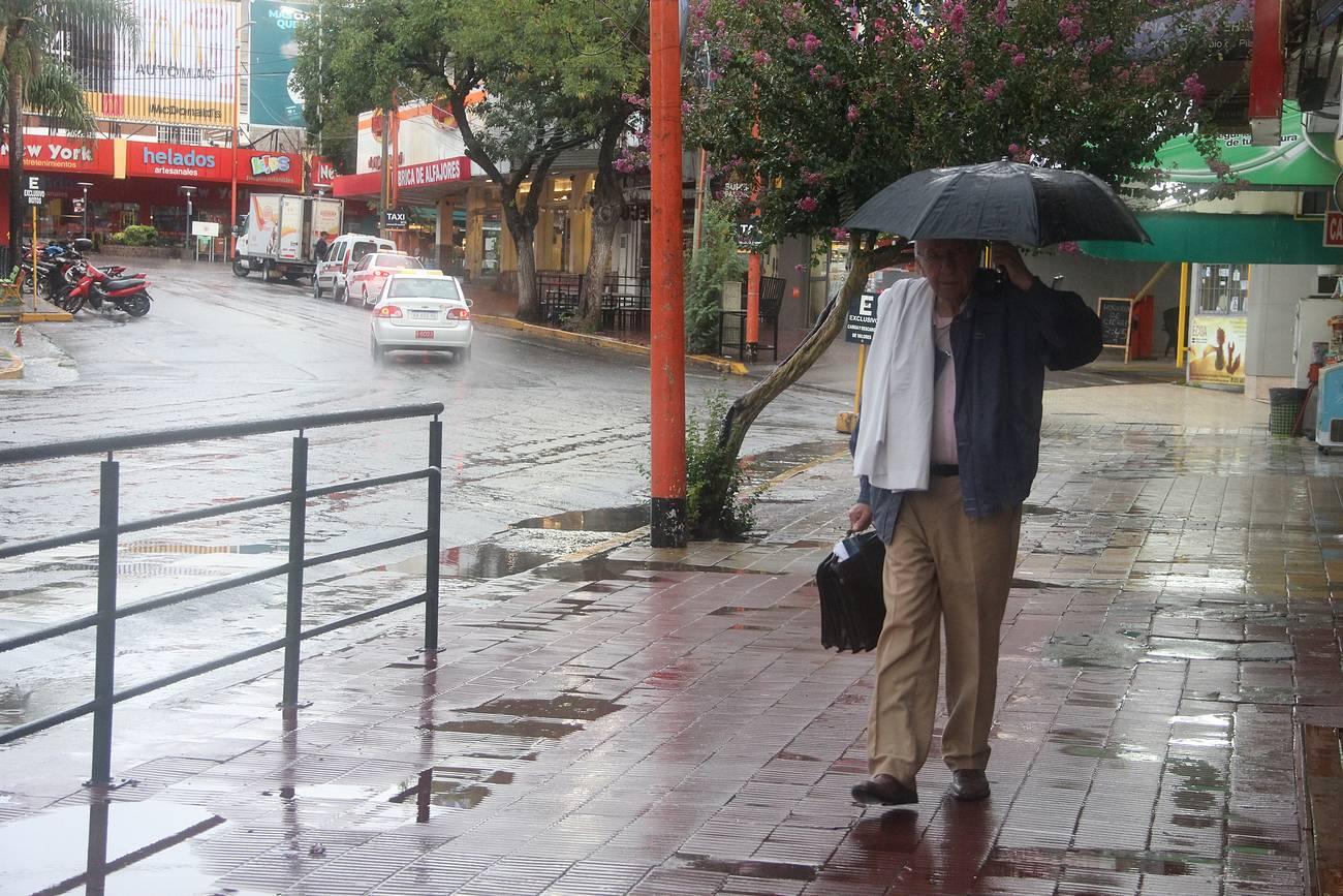 ¿Lloverá en Carlos Paz? Alerta de tormentas para el sur y centro de Córdoba
