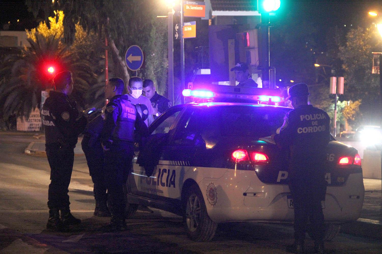 San Antonio: Chocaron un auto y una moto y hay dos heridos graves