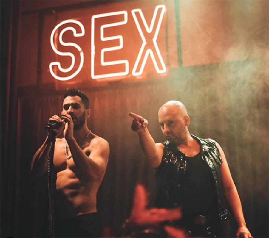 Sex, la obra de Muscari enciende las redes todas las noches
