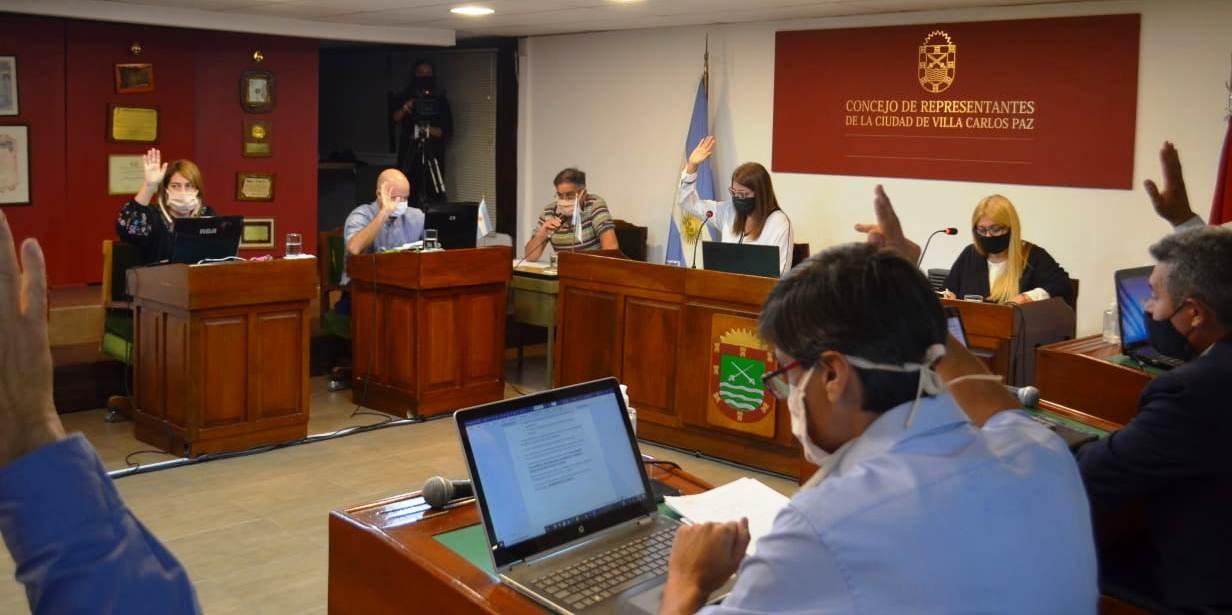 El Concejo renueva autoridades y el domingo abre las sesiones ordinarias