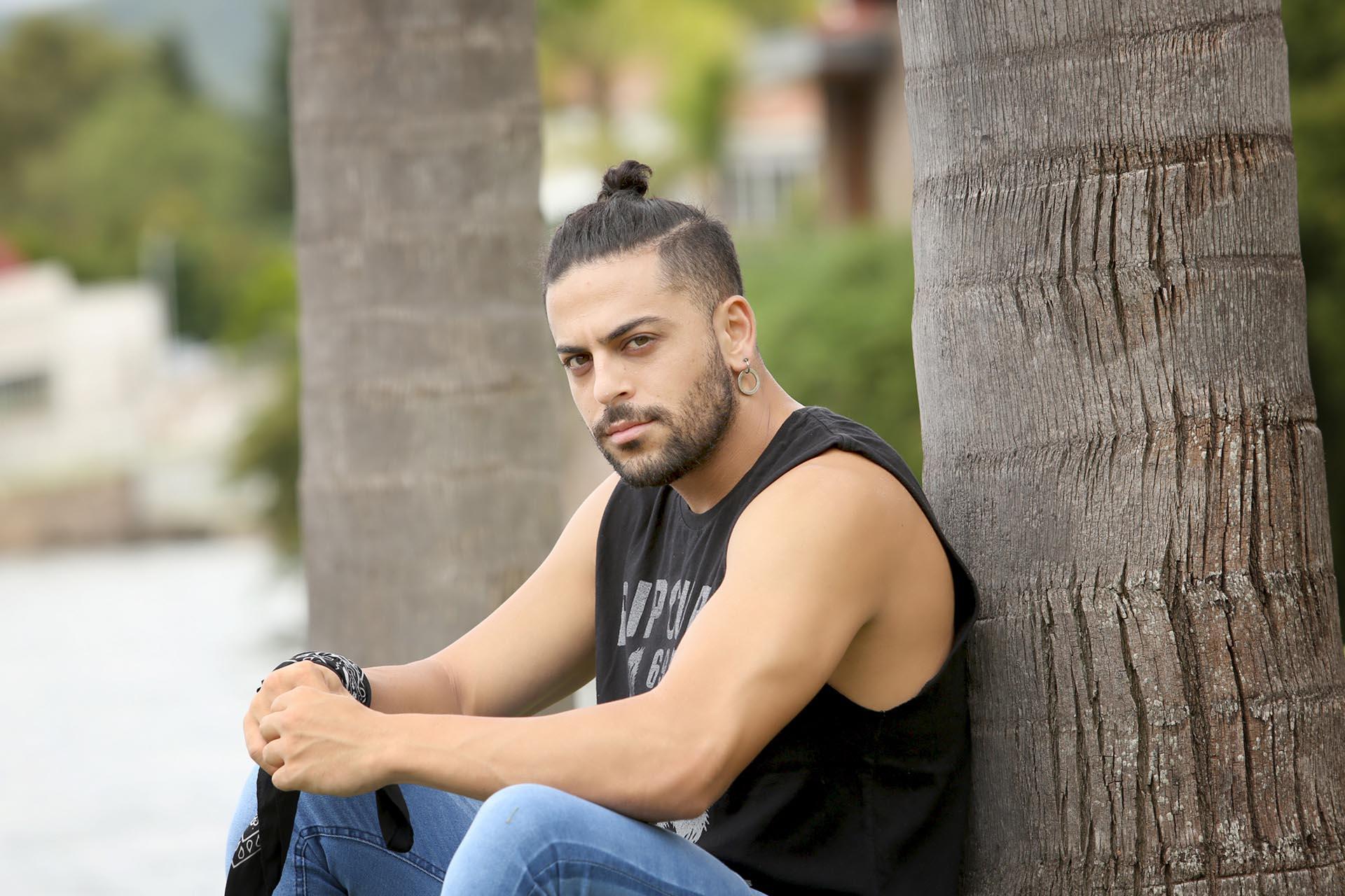 """El bailarín Facundo Mazzei en """"Villa Carlos Paz en Vivo"""""""