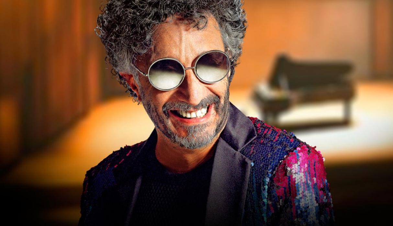 Fito Páez grabará tres discos en los próximos dos meses