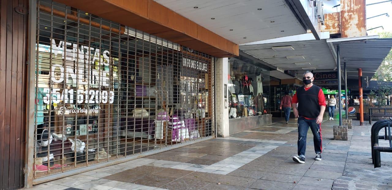 Carlos Paz, entre las ciudades con más cierres de comercios de Córdoba