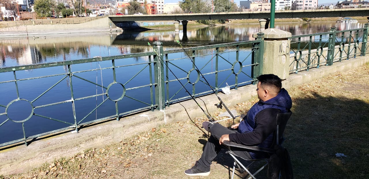 La pesca se hizo protagonista en la salida del aislamiento