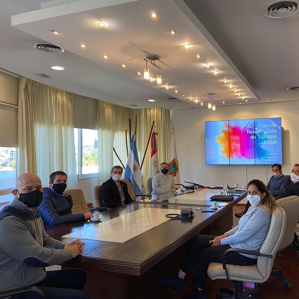 "Hotelera le presentó al Municipio un: ""Plan de Reactivación del Turismo Local"""