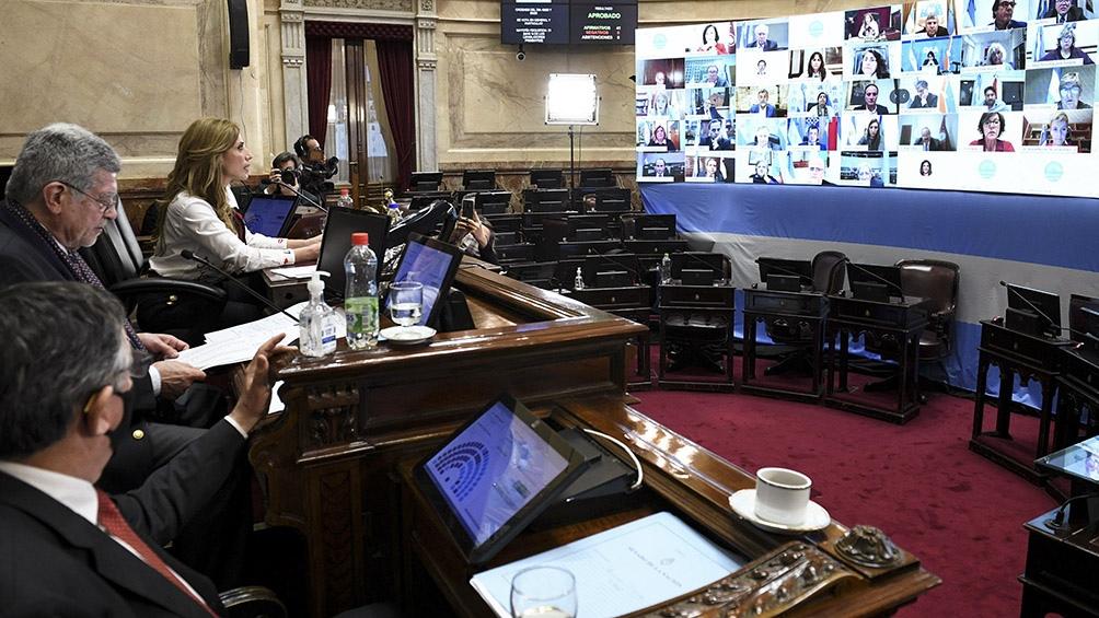 El Senado dio media sanción a la ley de reactivación del turismo: las claves