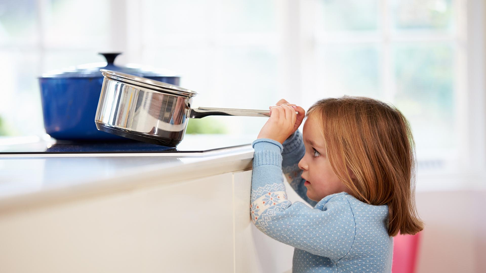 Salud de los niños: Aumentaron los accidentes domésticos pero disminuyeron las enfermedades respiratorias