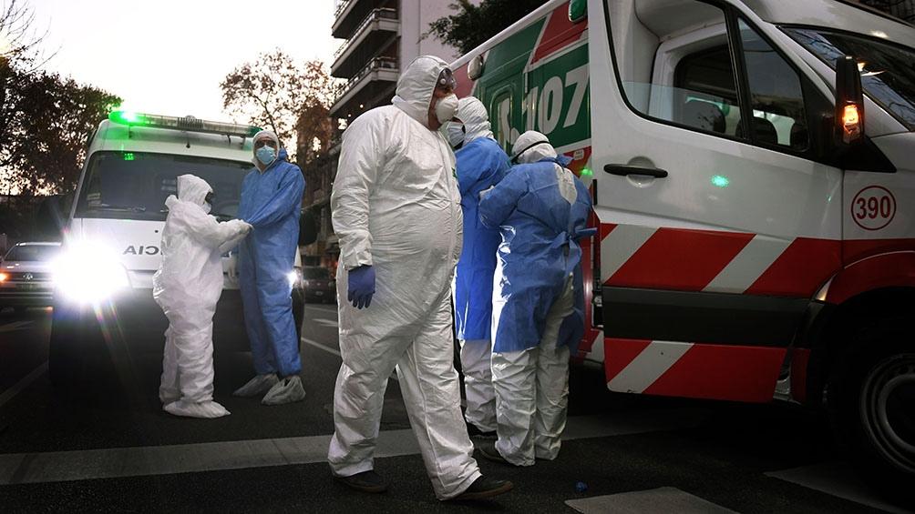Otro récord de casos de Covid-19: 144 contagios en Córdoba