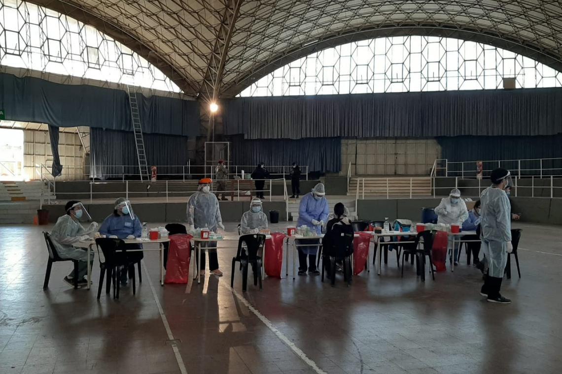 Córdoba: Confirman 2.224 casos y una muerte en La Falda