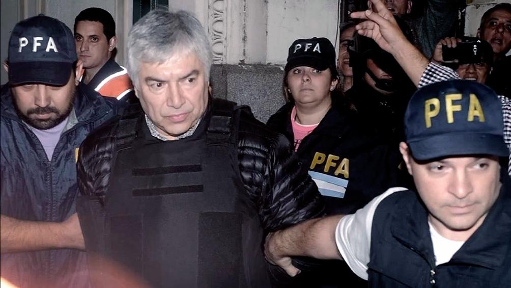 Excarcelan a Lázaro Báez y quedará con prisión domiciliaria por otro expediente