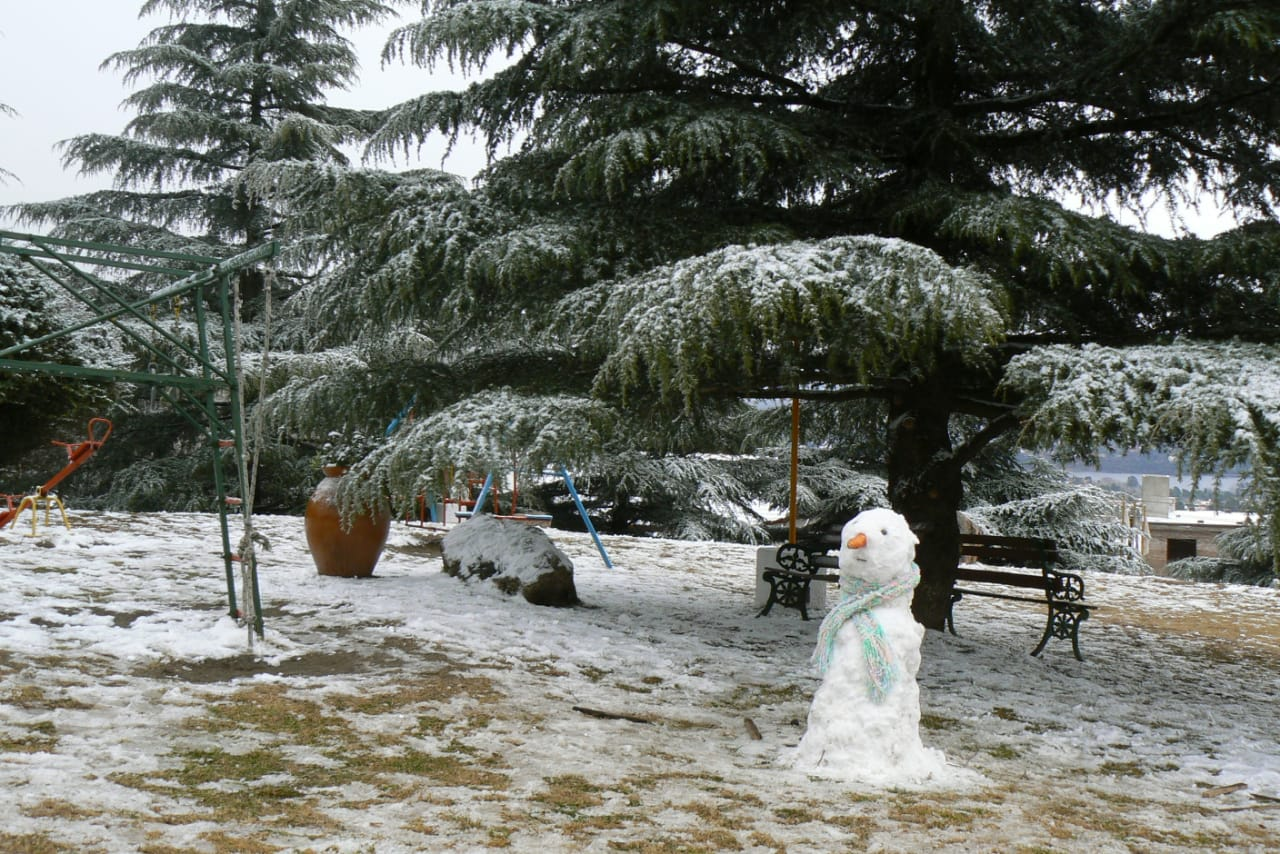 """Parece que va a nevar"": Alerta de nieve para Punilla"