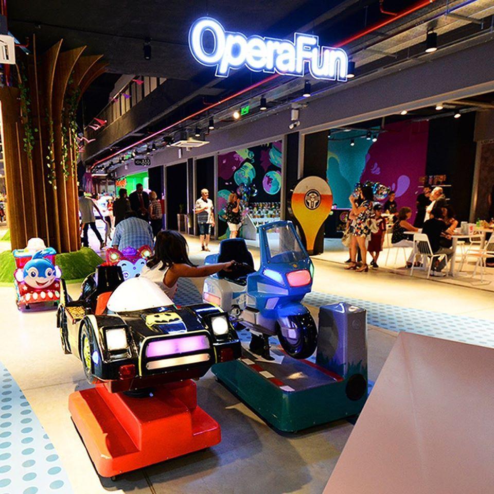 El mall Ópera Fun reabre sus puertas el miércoles 15