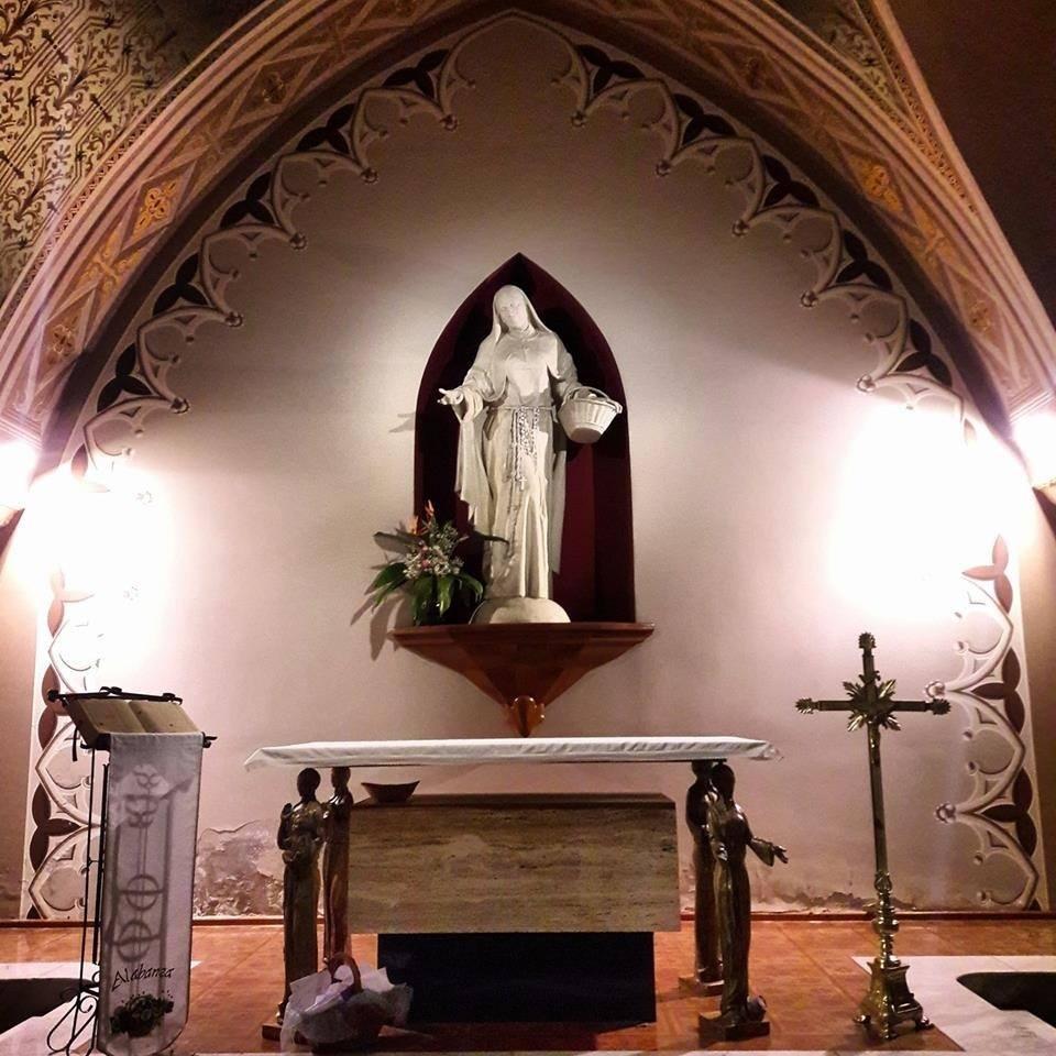 Celebran los 200 años del nacimiento de la beata María del Tránsito Cabanillas