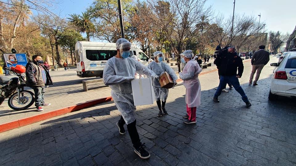 55 personas murieron por Covid-19 en Córdoba y es un nuevo récord