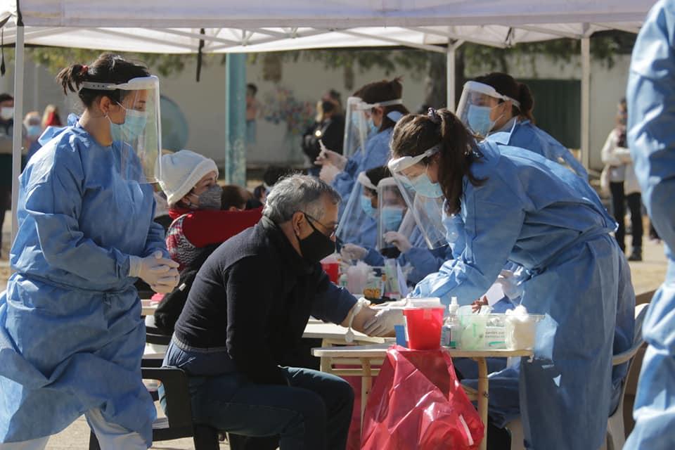 Carlos Paz: Confirmaron 8 nuevos casos de Covid-19, ya son 243 los contagiados