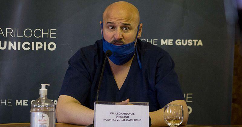 Estiman que en Bariloche hay 15 mil infectados de Covid-19