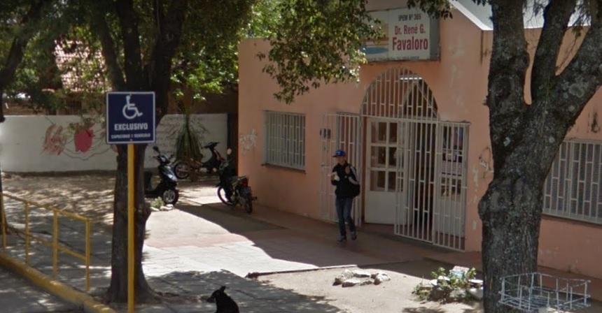 Un curso de una escuela de Carlos Paz comenzó las clases pero nunca tuvo profesores