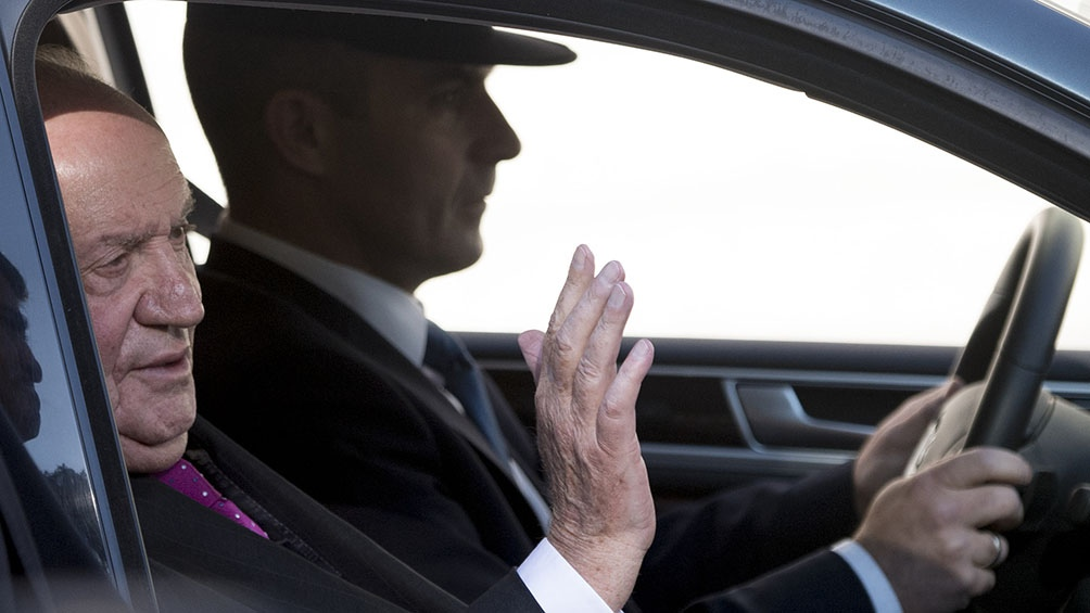 ¿Dónde está el rey Juan Carlos? El interrogante que sacude a España