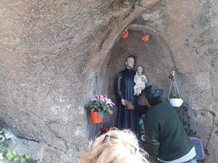 Día de San Cayetano diferente en Tanti y Cabalango a raíz de la pandemia