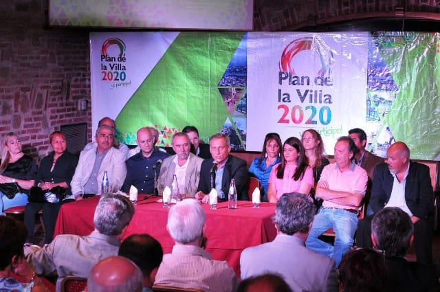 """A 6 años del """"Plan de la Villa 2020"""", reclaman que se pongan práctica sus ejes"""