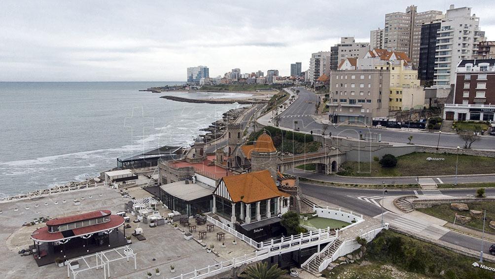 Mar del Plata prepara sus protocolos de seguridad sanitaria para la temporada