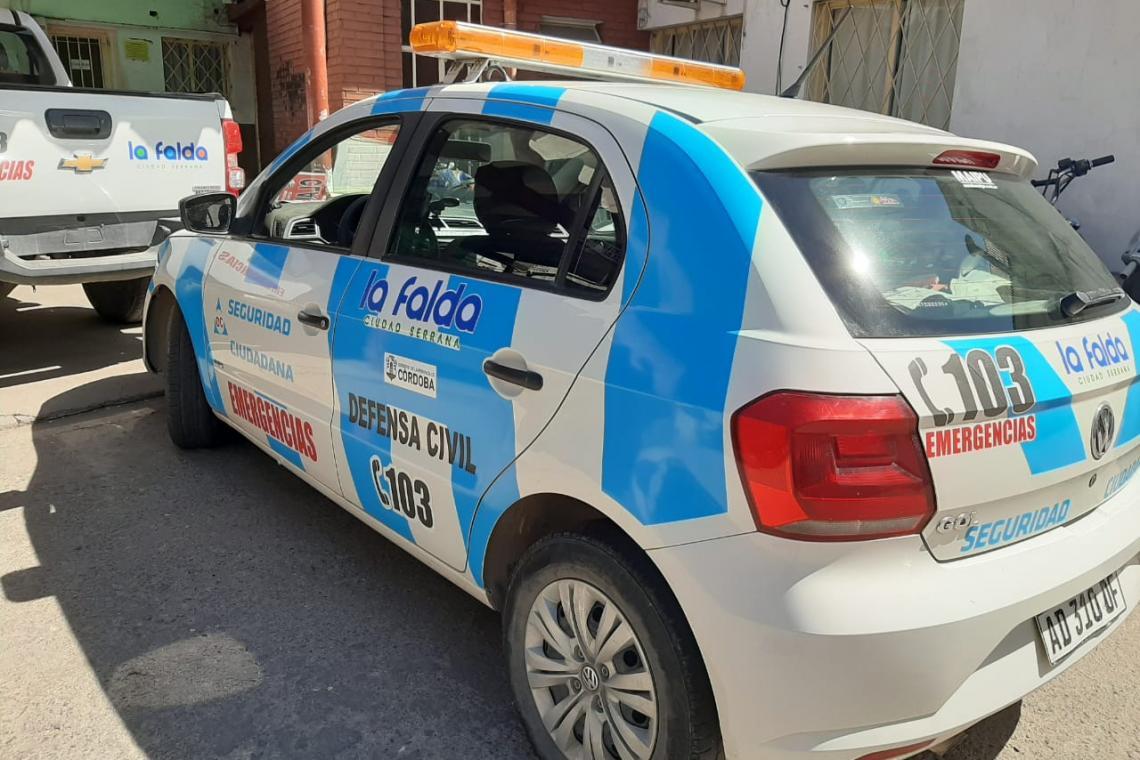 La Falda: Desarticulan una fiesta clandestina y secuestraron 10 vehículos