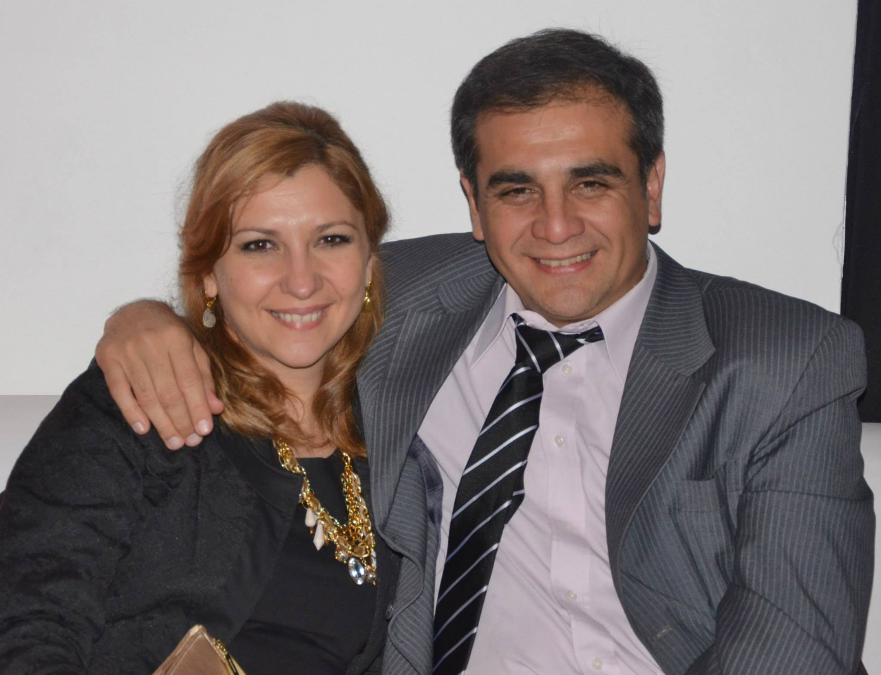 Silvia Franco, Luchi Ybáñez y sus hijos tienen Coronavirus