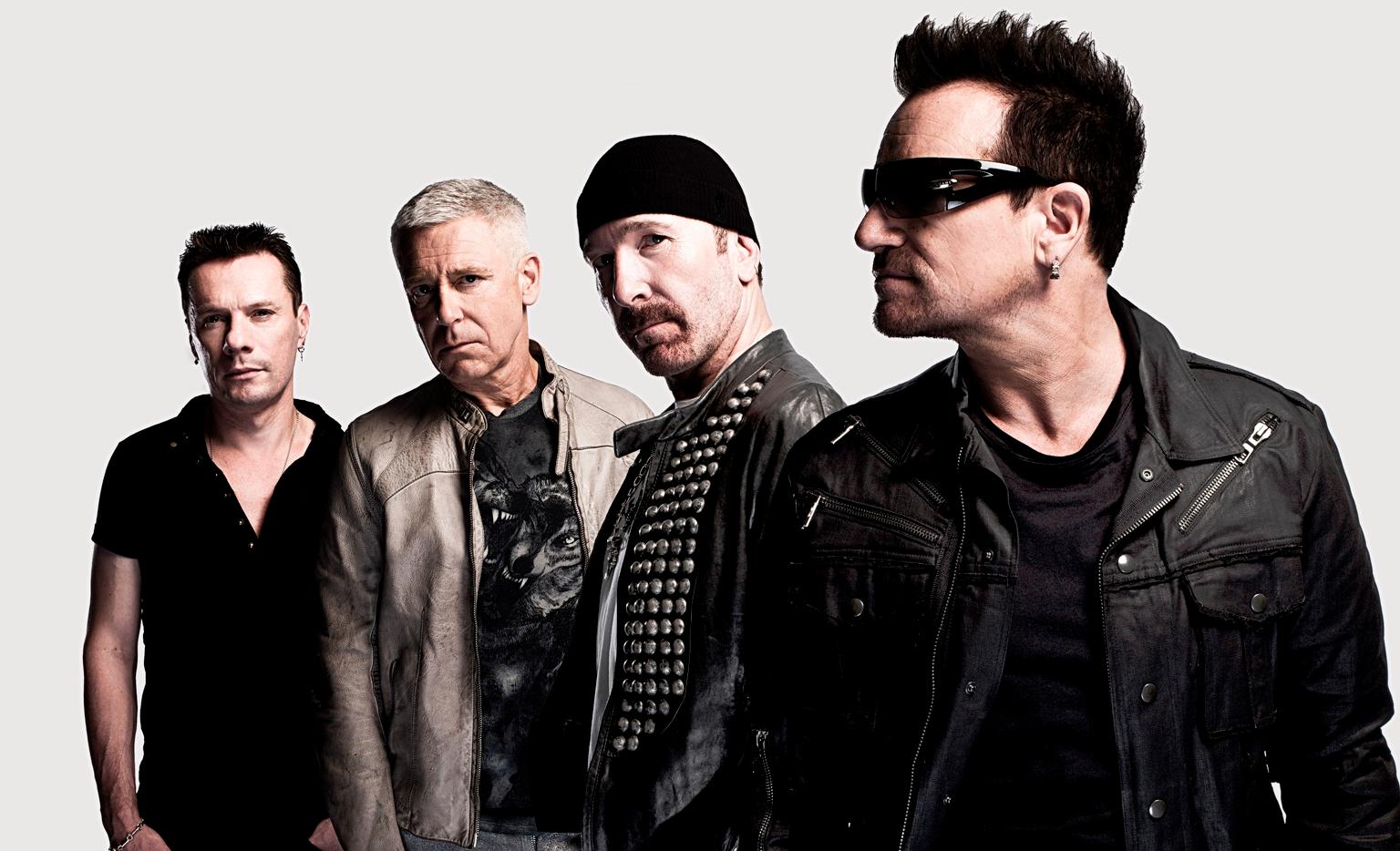 U2 relanza su canal de Youtube con material inédito y estrenos