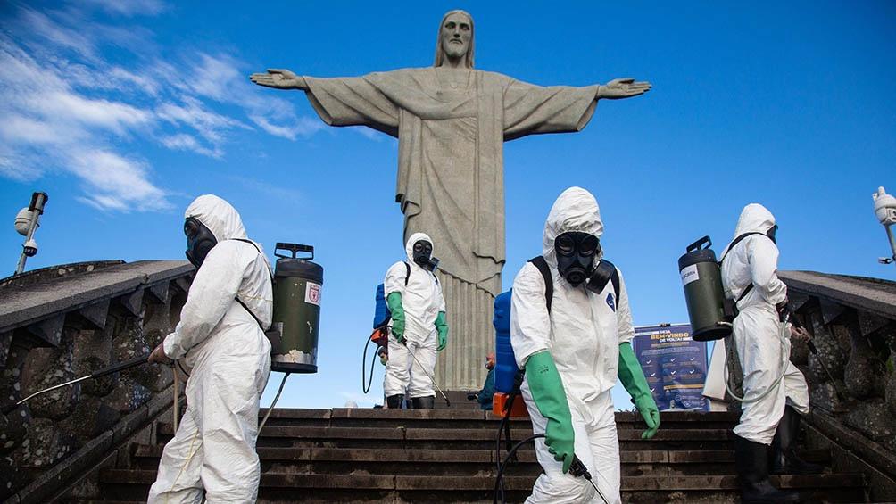 Murió un voluntario brasileño de 28 años que testeaba la vacuna de Oxford