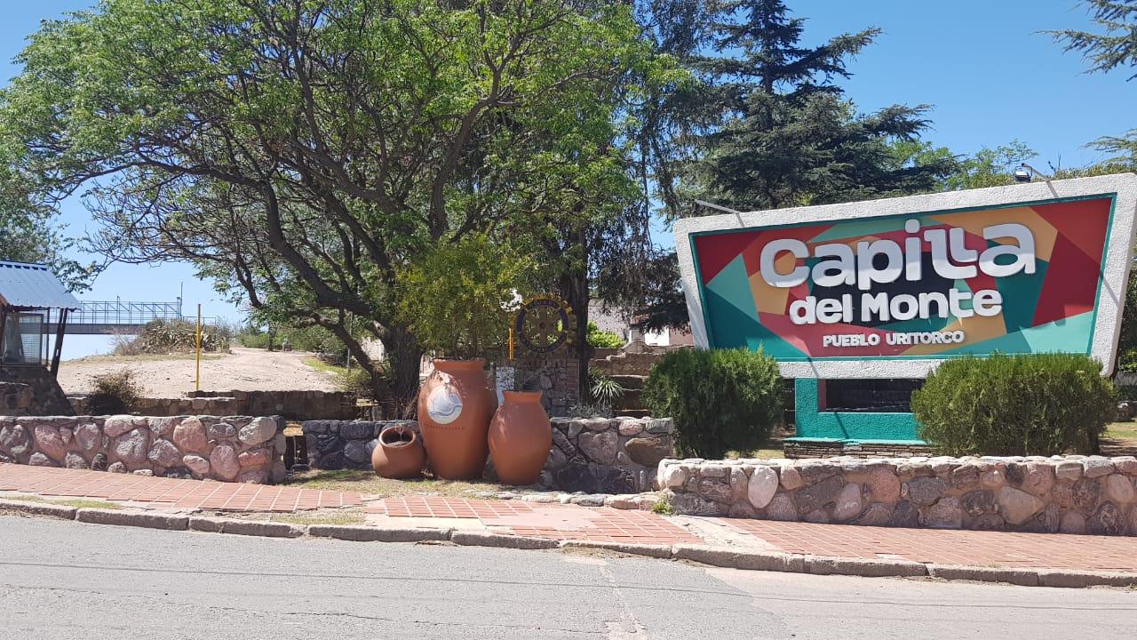 Capilla del Monte: Sigue el plan de obras públicas en la ciudad