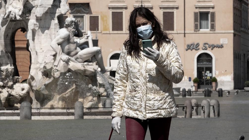"""Nuevos cierres en Europa ante la segunda ola de coronavirus, cada vez más """"crítica"""" según la OM"""