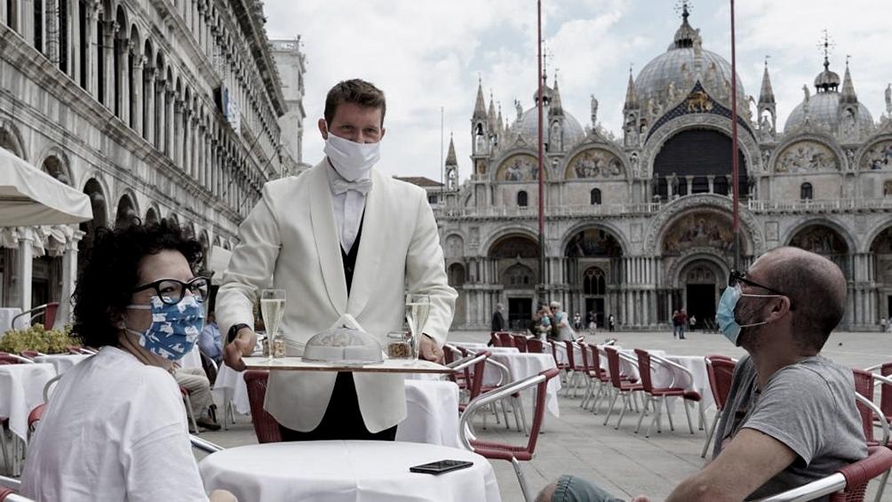 Con críticas de los gastronómicos, Italia estrena este lunes nuevas medidas