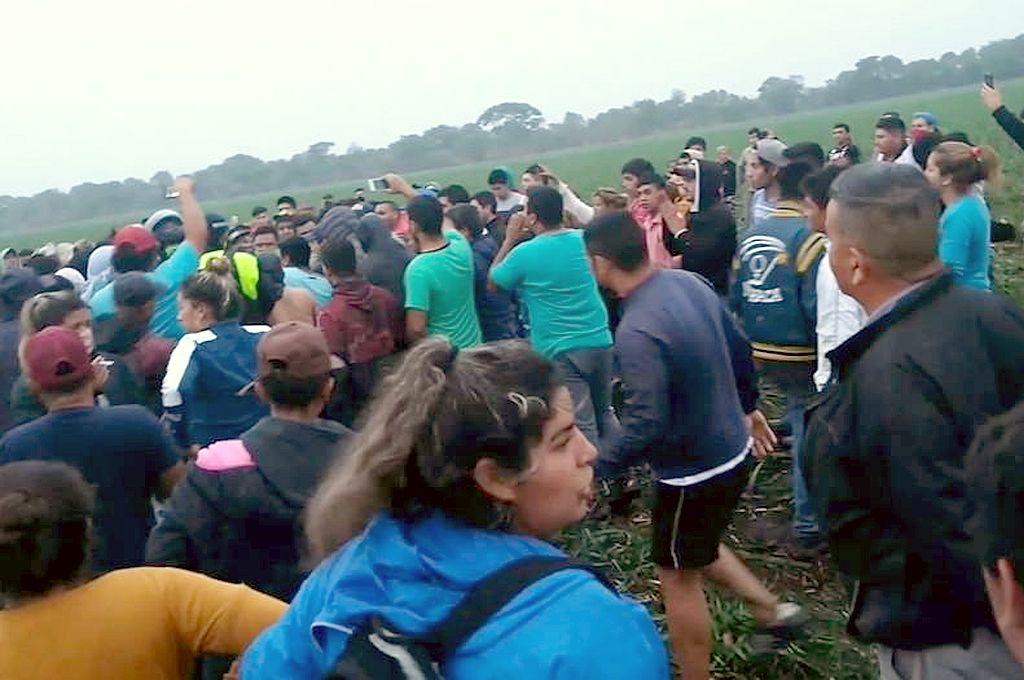 Tucumán: Matan a un hombre al que culpan de haber asesinado a la niña Abigail