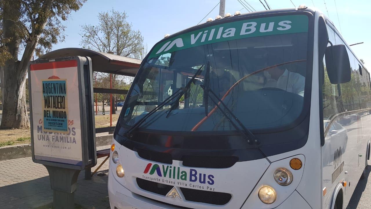 Así funcionará el Villabus hasta el 2 de julio: horarios y recorridos