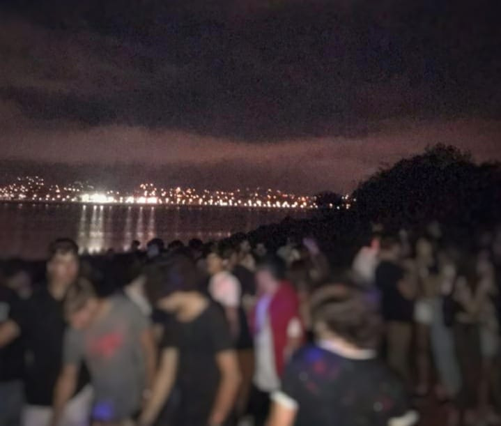 Quejas de vecinos por una fiesta clandestina en la zona de Los Mimbres