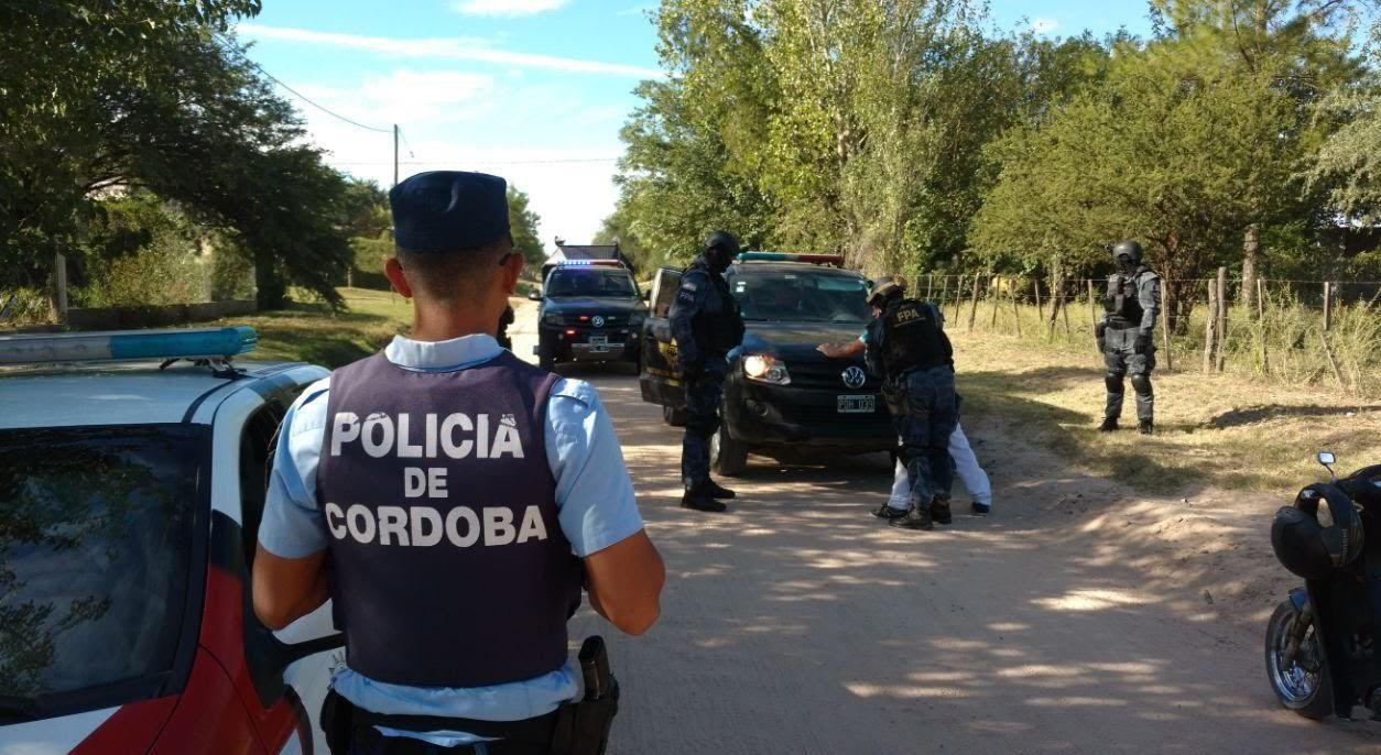 Cruz del Eje: Tras un allanamiento, secuestraron 300 dosis de marihuana