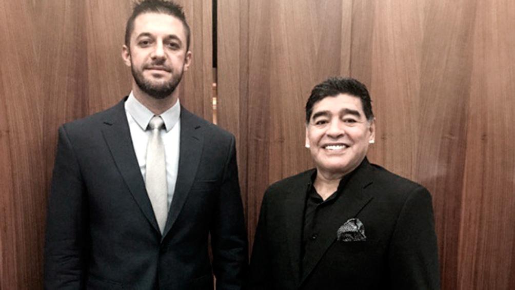 Morla iniciará acciones judiciales por la viralización de fotos de Maradona en el féretro