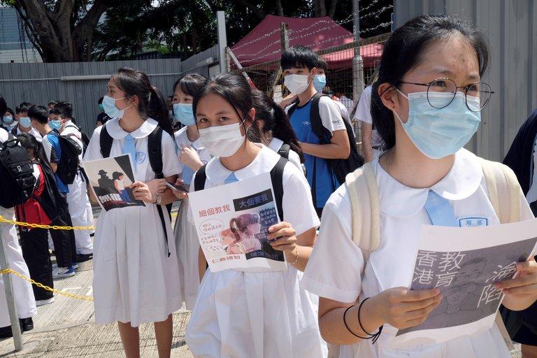 Preocupación por un brote de norovirus en una región de China