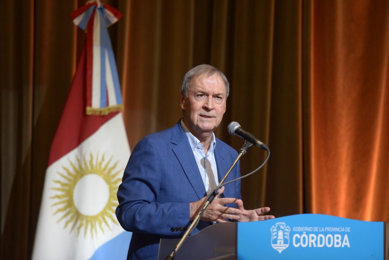 Restricciones en Córdoba: Schiaretti no adherirá a las medidas de Fernández