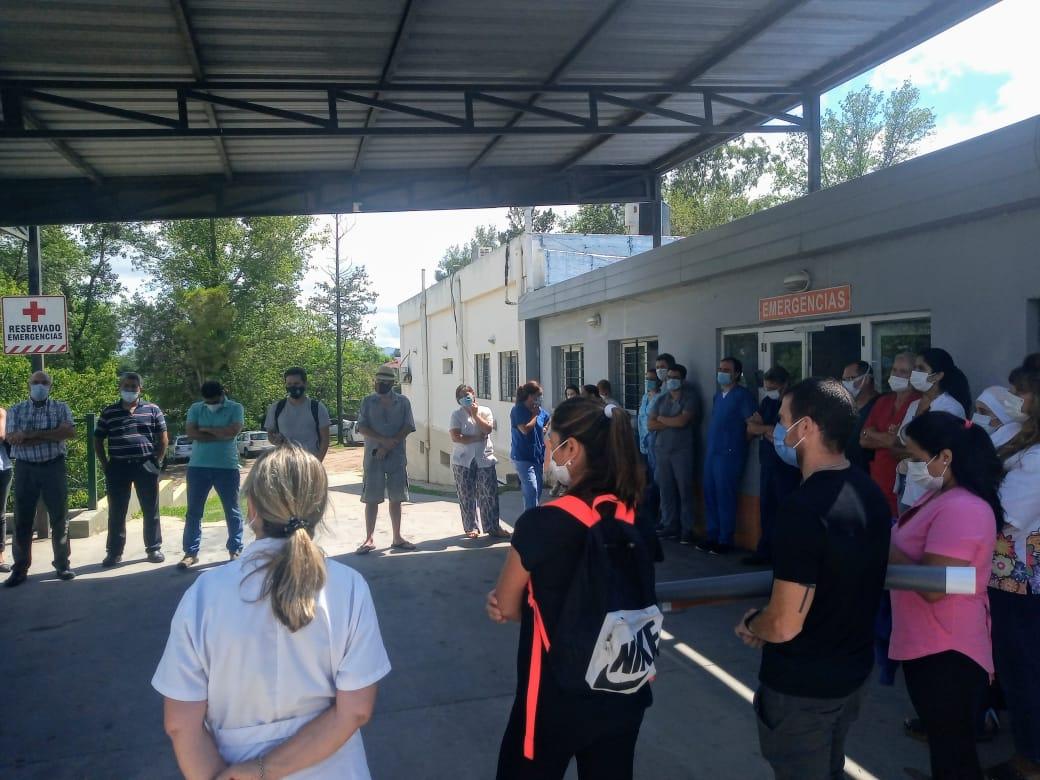 Zeino cargó contra ATE por las asambleas en Salud y reiteró que habrá sanciones