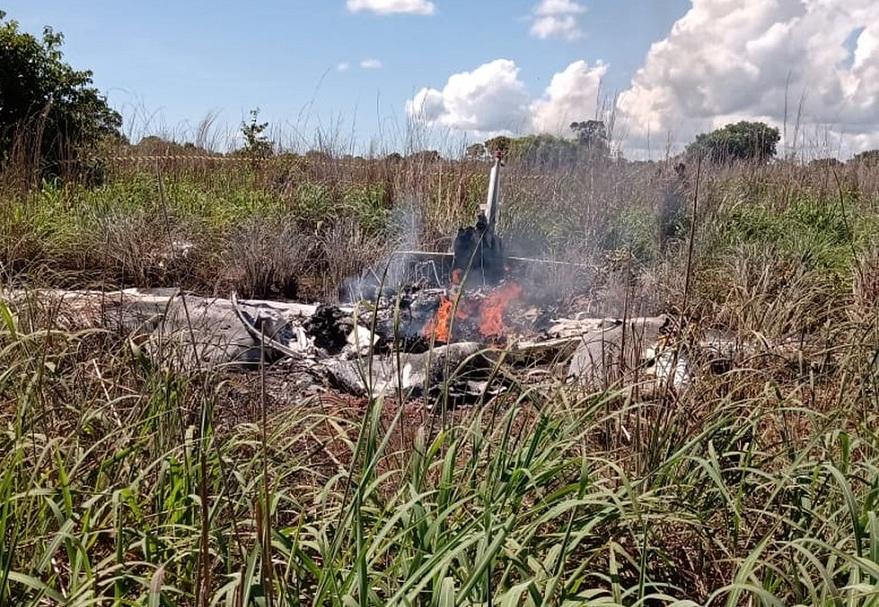 Tragedia en Brasil: Murieron cuatro jugadores y el presidente de Palmas tras caer el avión