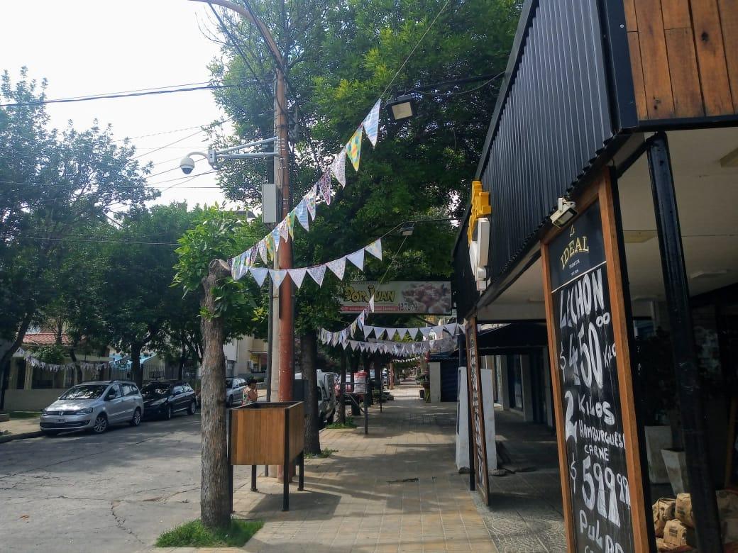 Villa Domínguez: el centro vecinal busca reanimar la zona comercial