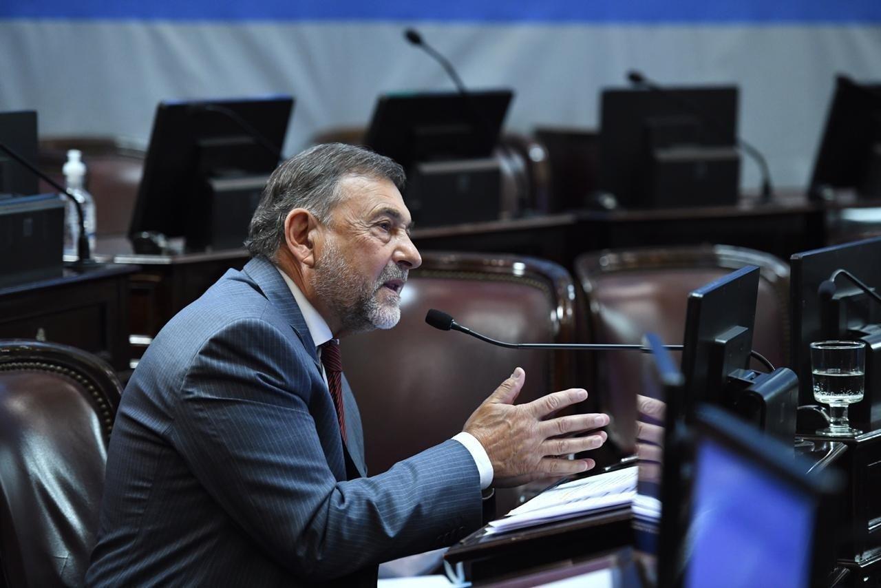 Peronistas de Punilla avalaron la continuidad de Caserio en el Senado