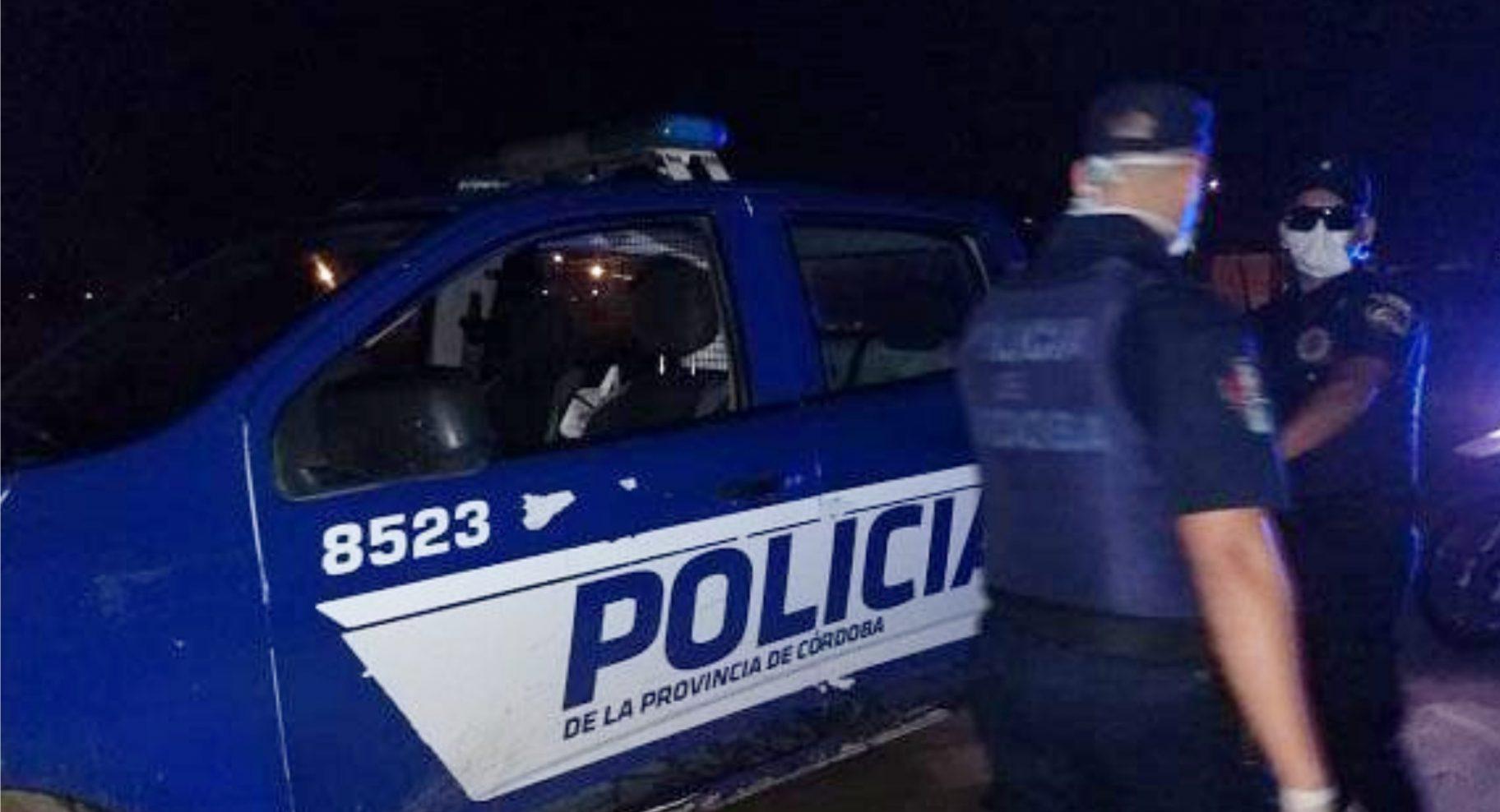 Asesinaron a un hombre en Río Cuarto y hay dos detenidos